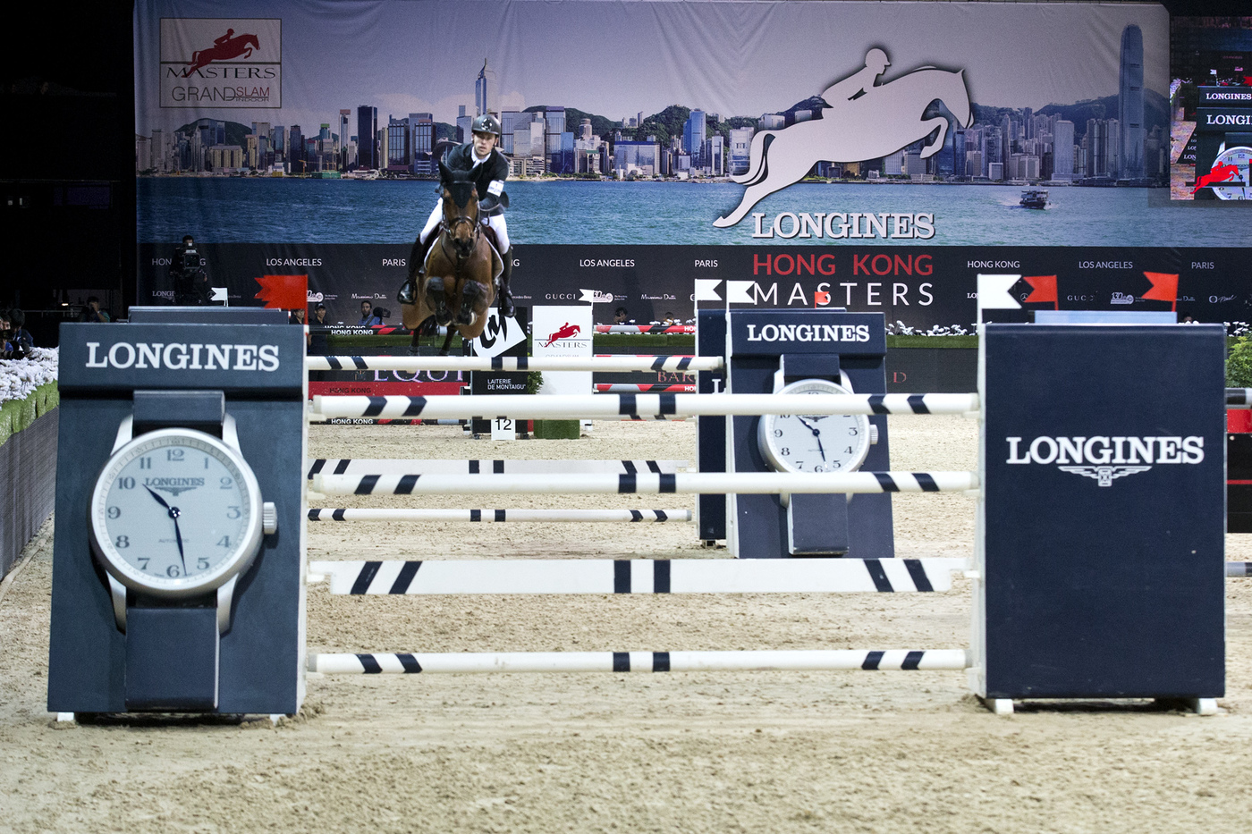 Longines Show Jumping Event: The Longines Hong Kong Masters: the most elegant way to take leave of the Year of the Horse 2