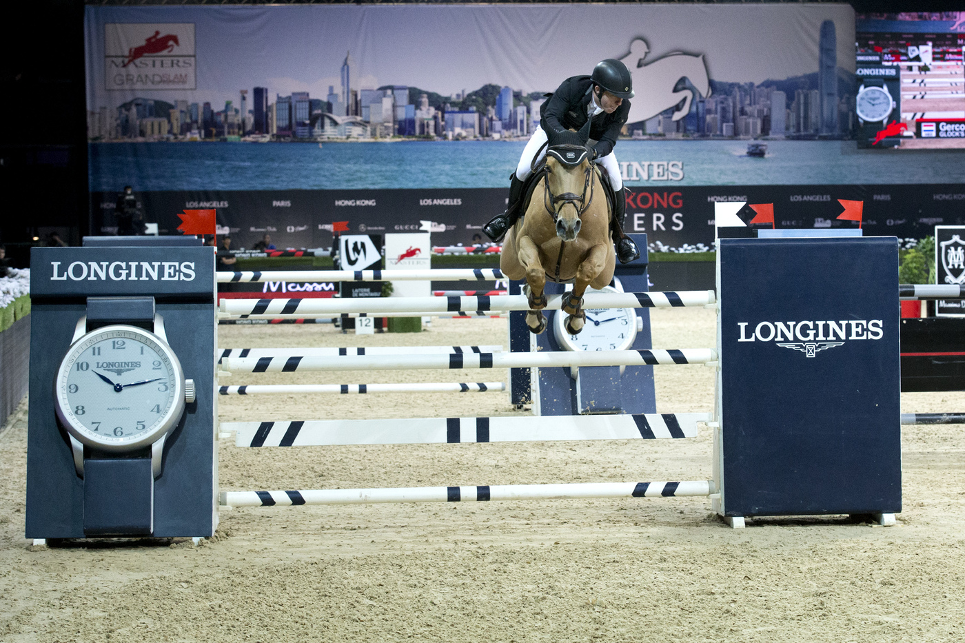 Longines Show Jumping Event: The Longines Hong Kong Masters: the most elegant way to take leave of the Year of the Horse 3