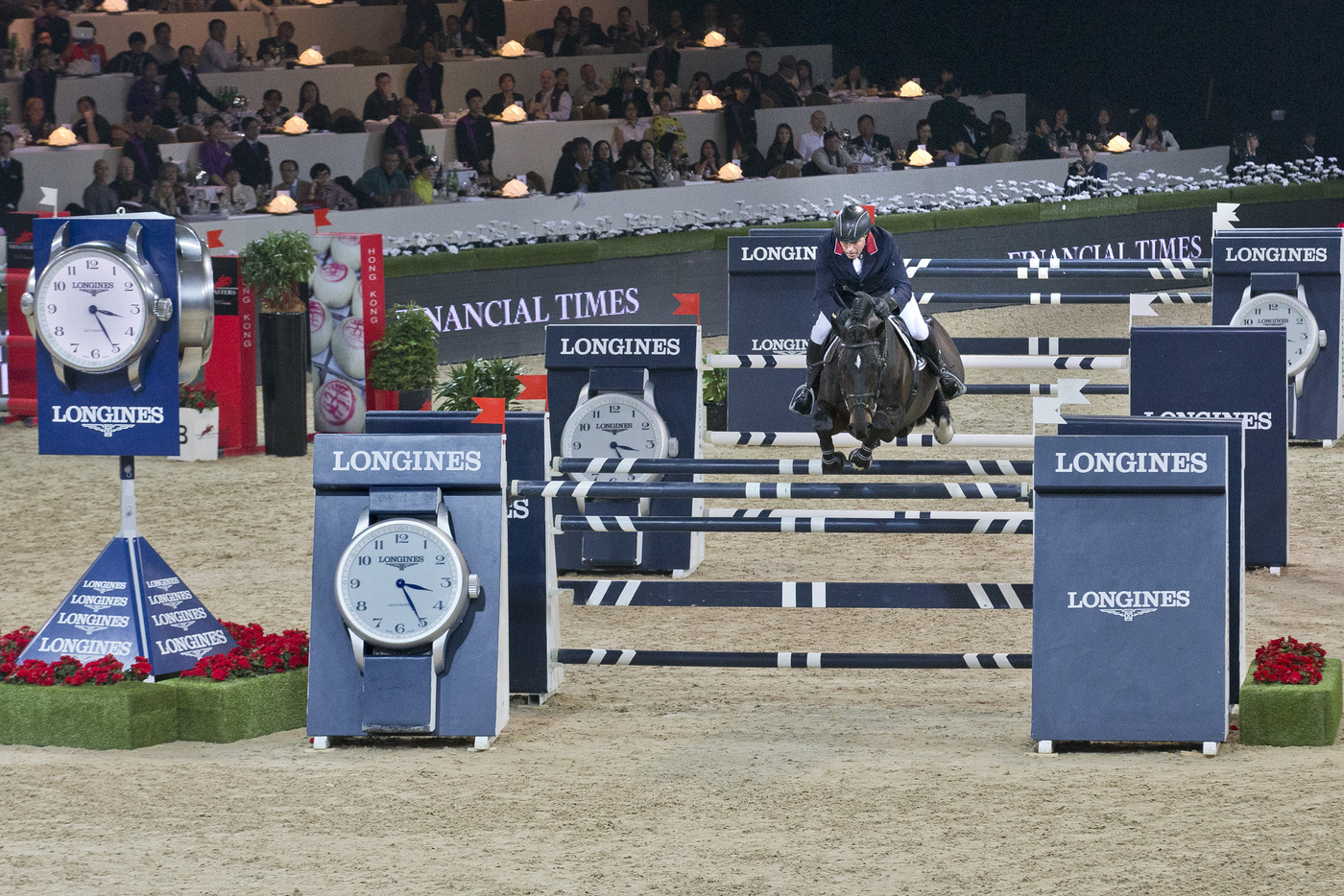 Longines Show Jumping Event: The Longines Hong Kong Masters: the most elegant way to take leave of the Year of the Horse 7
