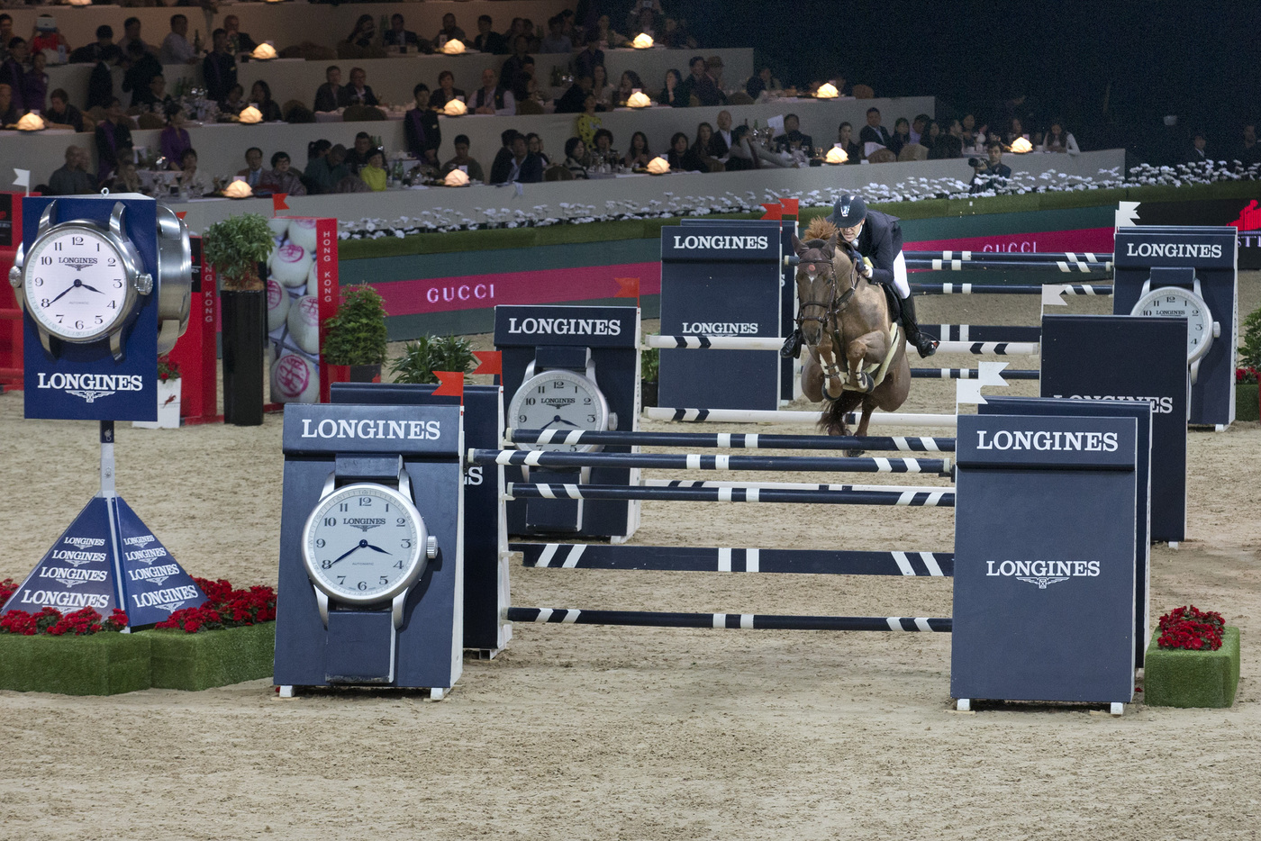 Longines Show Jumping Event: The Longines Hong Kong Masters: the most elegant way to take leave of the Year of the Horse 9