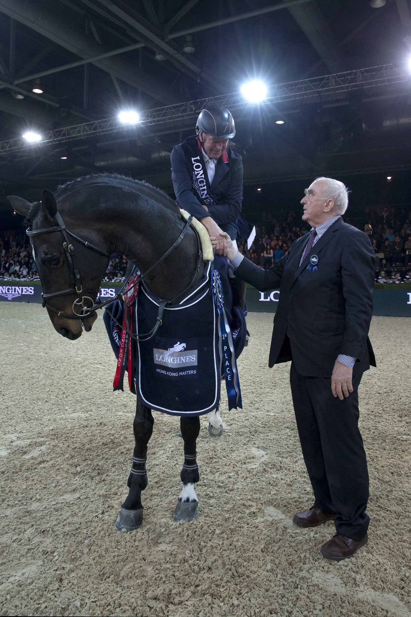 Longines Show Jumping Event: The Longines Hong Kong Masters: the most elegant way to take leave of the Year of the Horse 10
