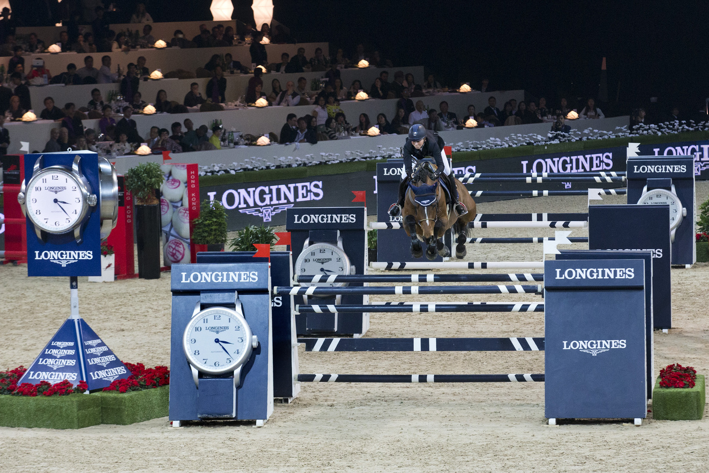 Longines Show Jumping Event: The Longines Hong Kong Masters: the most elegant way to take leave of the Year of the Horse 11