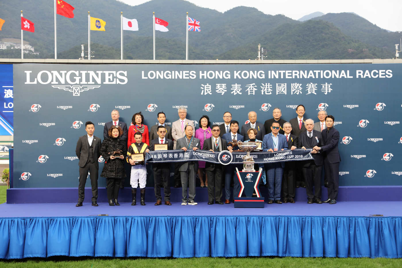 Longines Flat Racing Event: The Longines Hong Kong International Races:  four races, four chances to become a legend 2