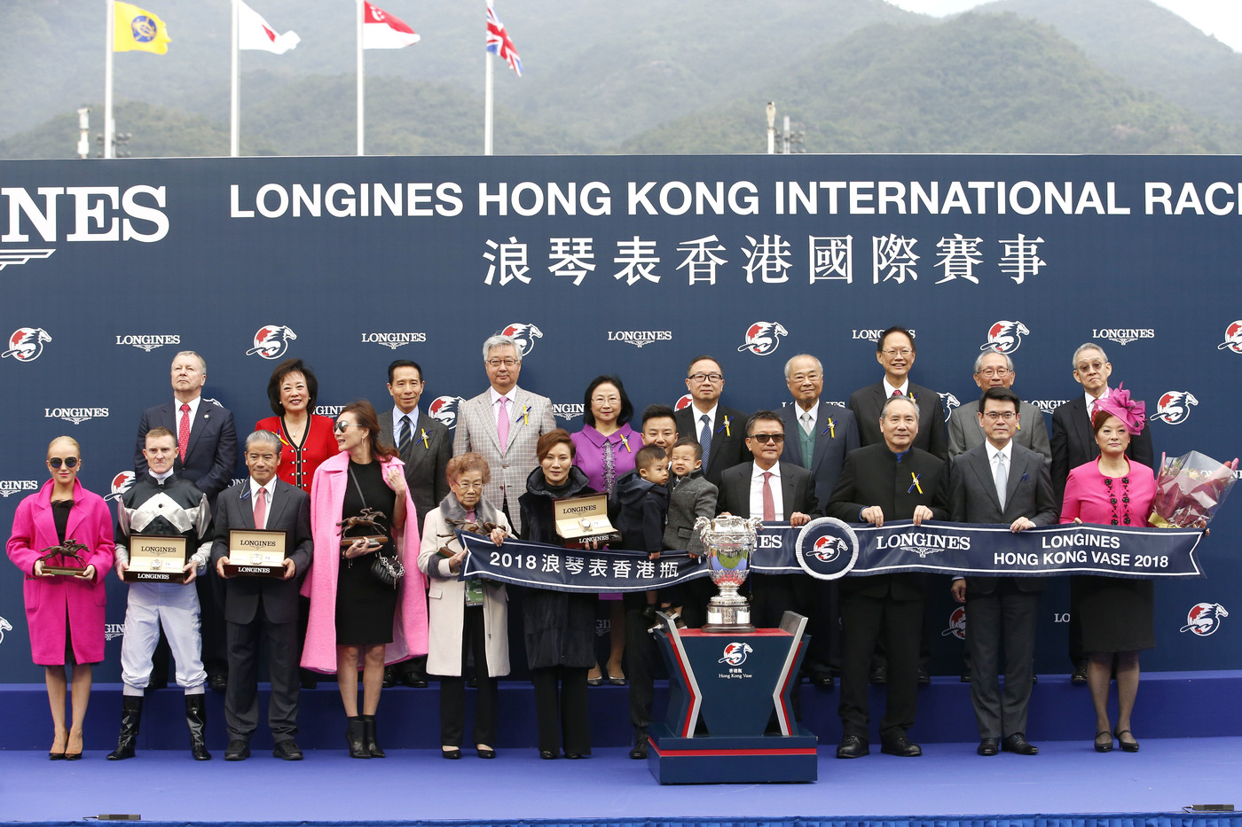 Longines Flat Racing Event: The Longines Hong Kong International Races:  four races, four chances to become a legend 15