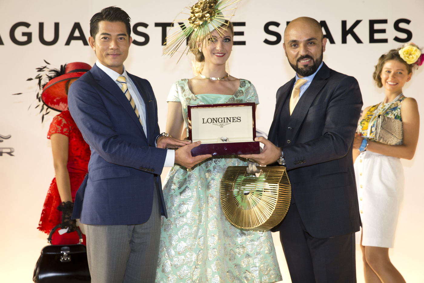 Longines Flat Racing Event: Longines elegantly celebrates the 20th edition of the Dubai World Cup 4