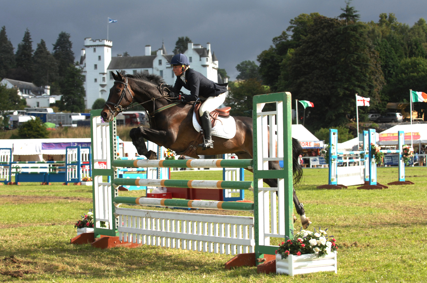 Longines Eventing Event: Longines announces its partnership with the Longines FEI European Eventing Championship 2015 at Blair Castle 1