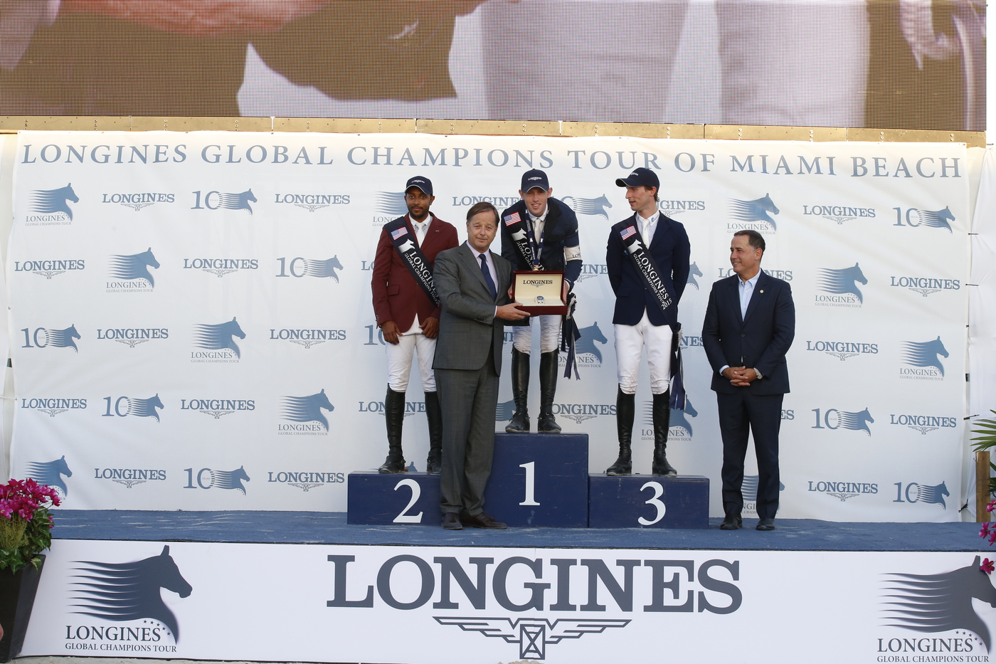 Longines Show Jumping Event: The first edition of the Longines Global Champions Tour of Miami Beach 4