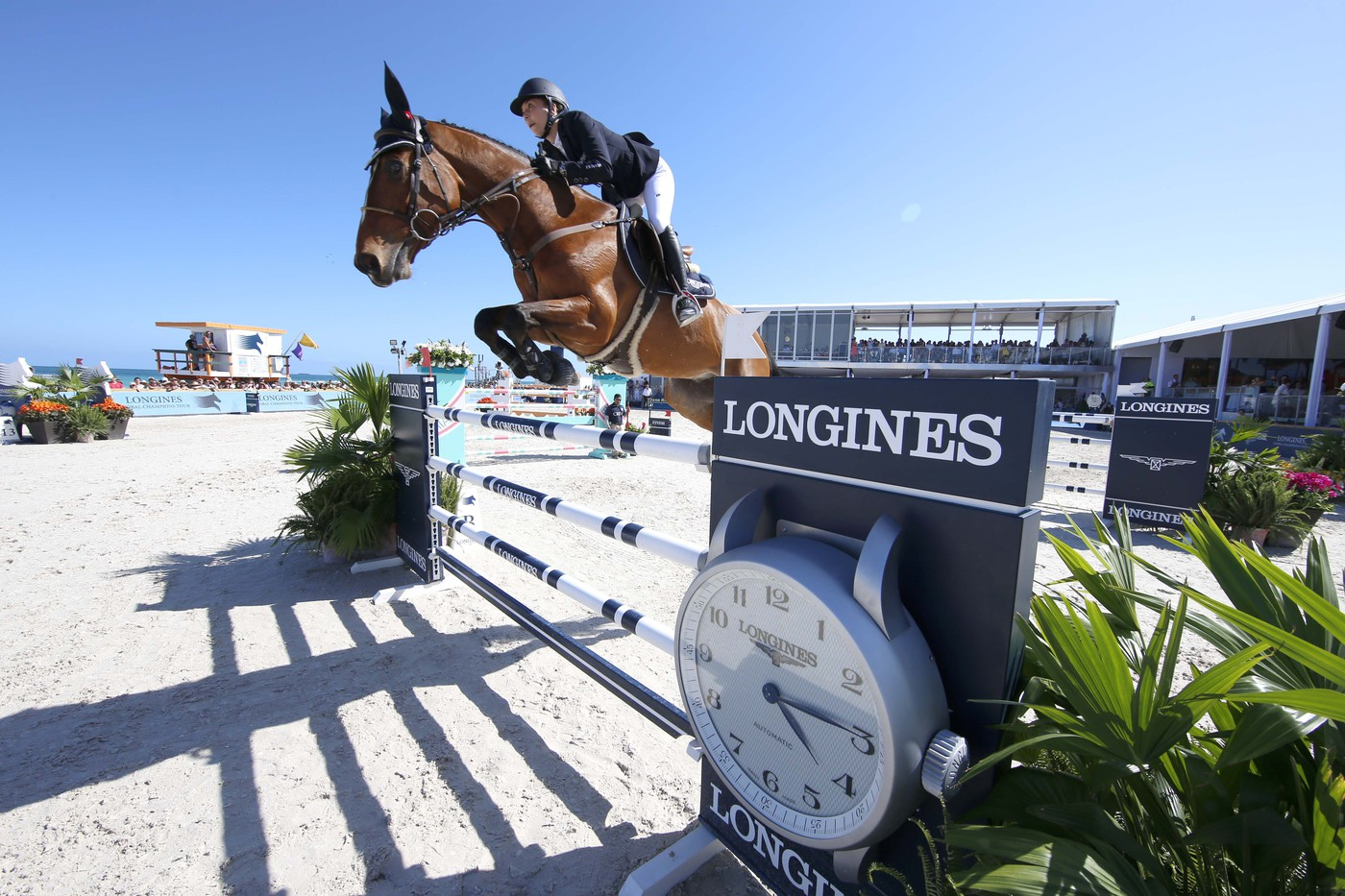 Longines Show Jumping Event: The first edition of the Longines Global Champions Tour of Miami Beach 5