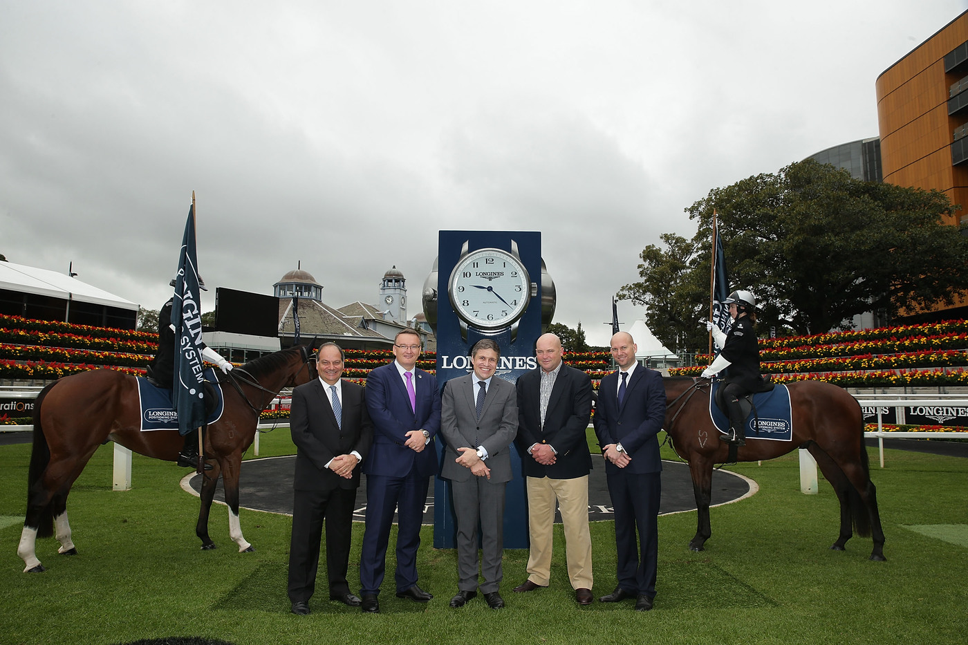 Longines Flat Racing Event: Game-changer for horseracing as Longines unveils the Longines Positioning System 2