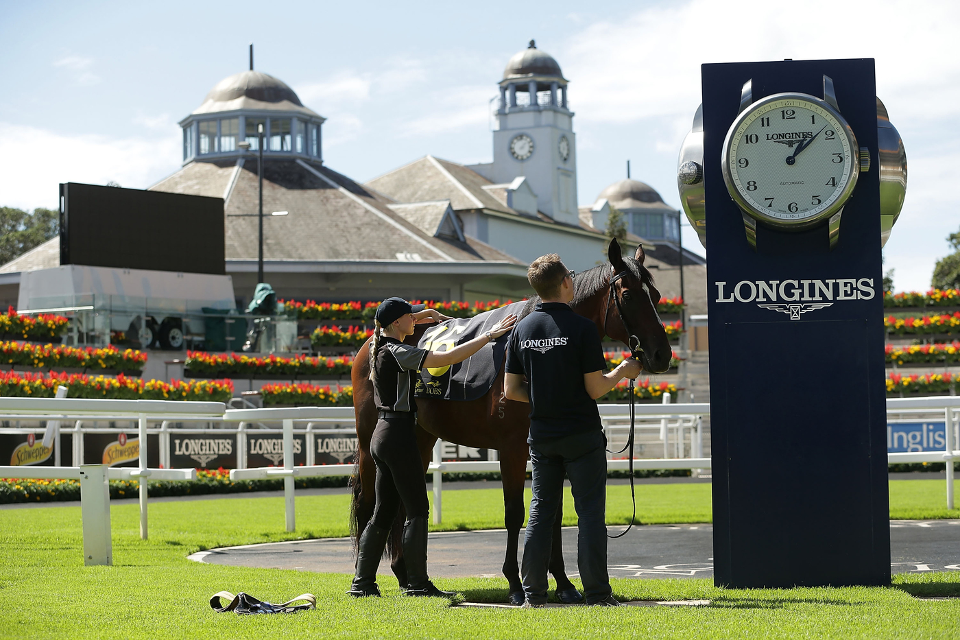 Longines Flat Racing Event: Game-changer for horseracing as Longines unveils the Longines Positioning System 4