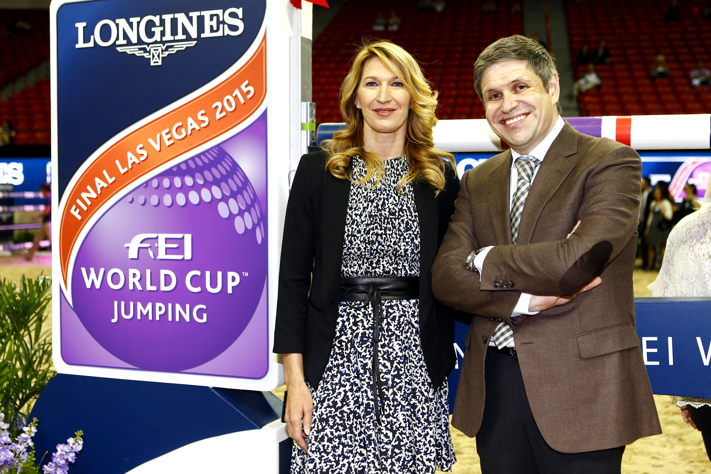 Longines Show Jumping Event: Longines FEI World Cup™ Jumping Final in Las Vegas: a final full of panache  1
