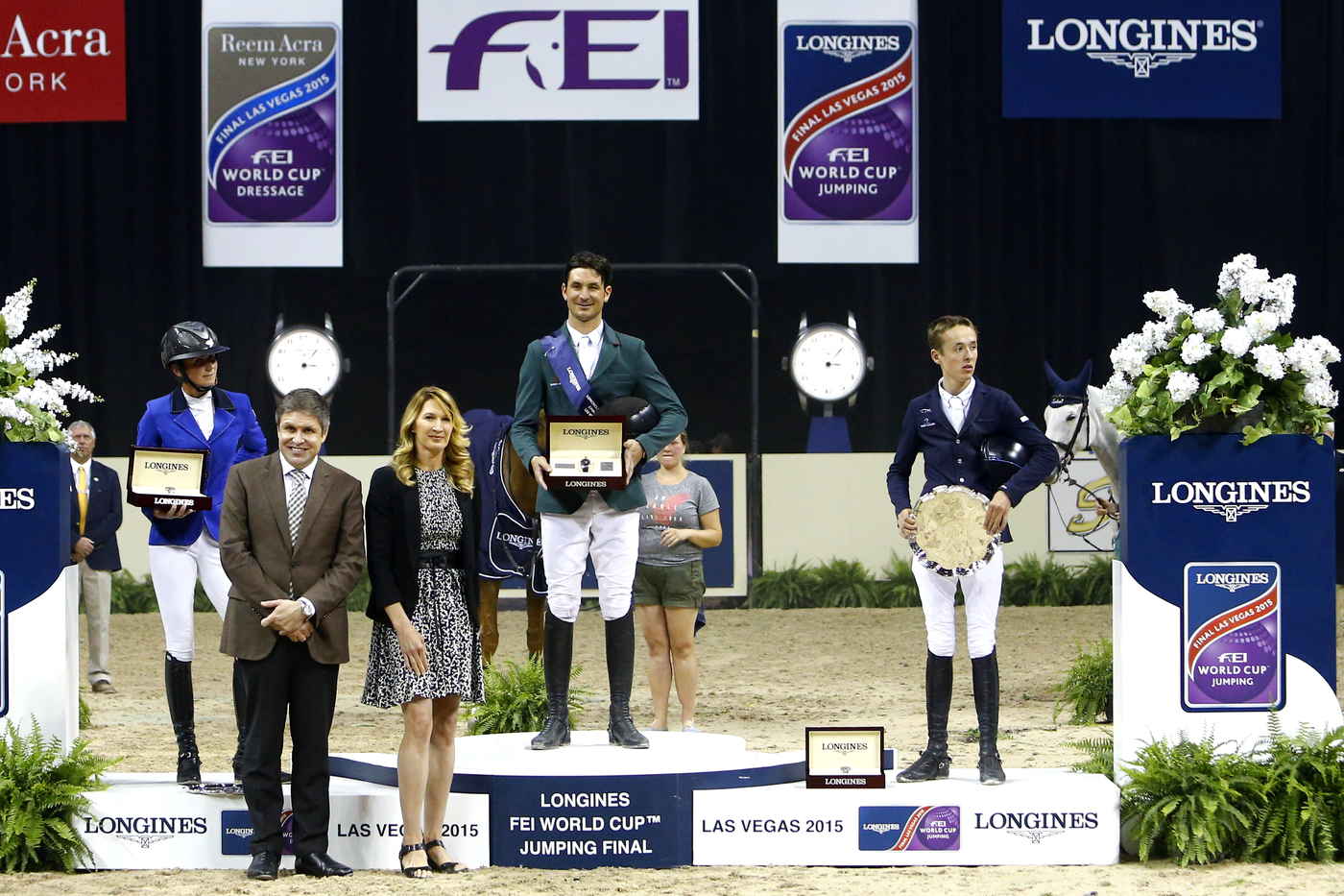 Longines Show Jumping Event: Longines FEI World Cup™ Jumping Final in Las Vegas: a final full of panache  2