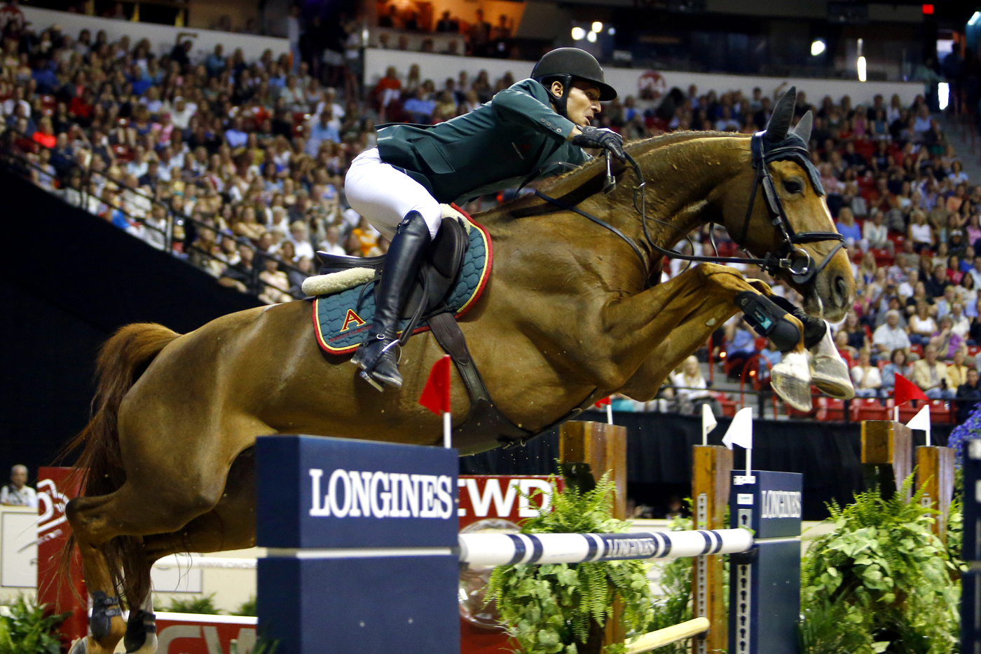 Longines Show Jumping Event: Longines FEI World Cup™ Jumping Final in Las Vegas: a final full of panache  3