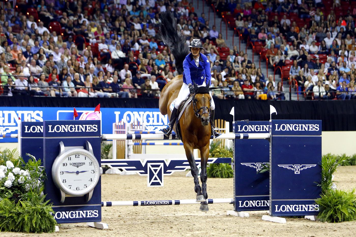 Longines Show Jumping Event: Longines FEI World Cup™ Jumping Final in Las Vegas: a final full of panache  4