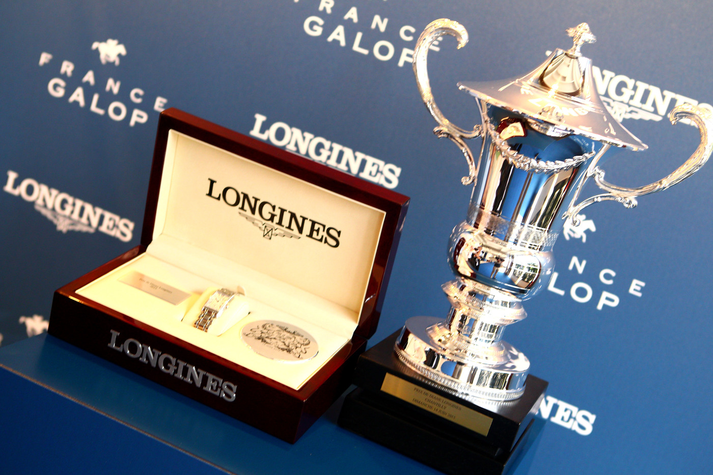 Longines Flat Racing Event: The Prix de Diane Longines 2015: Races, Elegance and Wonders in Chantilly 1