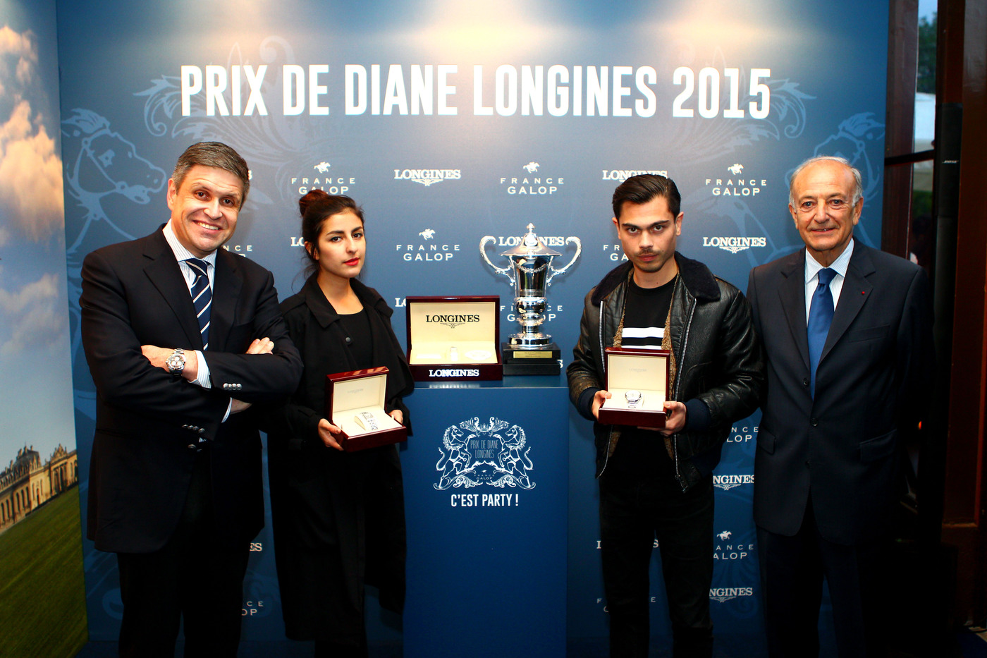 Longines Flat Racing Event: The Prix de Diane Longines 2015: Races, Elegance and Wonders in Chantilly 3