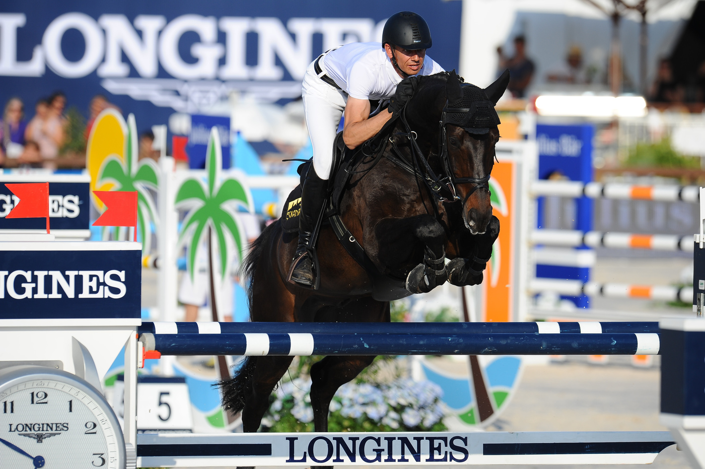 Longines Show Jumping Event: Marco Kutscher wins the Longines Grand Prix of the 2nd edition of the Longines Athina Onassis Horse Show 3