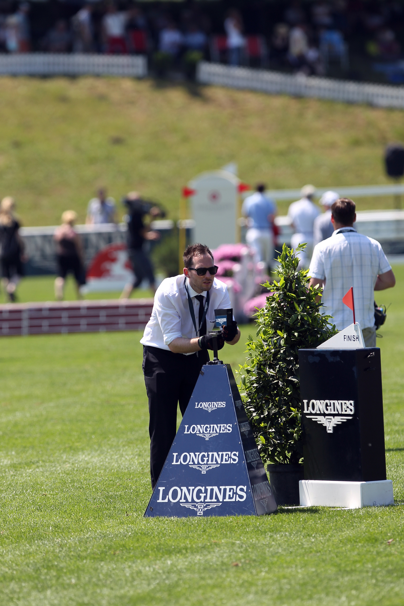 "Longines Show Jumping Event: Excellent results for Switzerland at the ""Longines Grand Prix der Schweiz""  in St. Gallen 3"