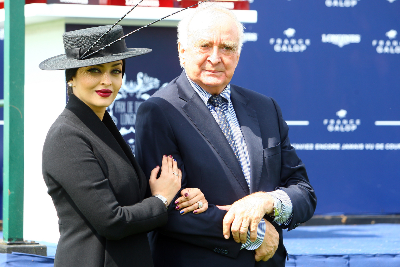Longines Flat Racing Event: The Prix de Diane Longines – 45'000 spectators, 9 races, 1 Queen of Elegance and 1 King of the Prix de Diane Longines 10