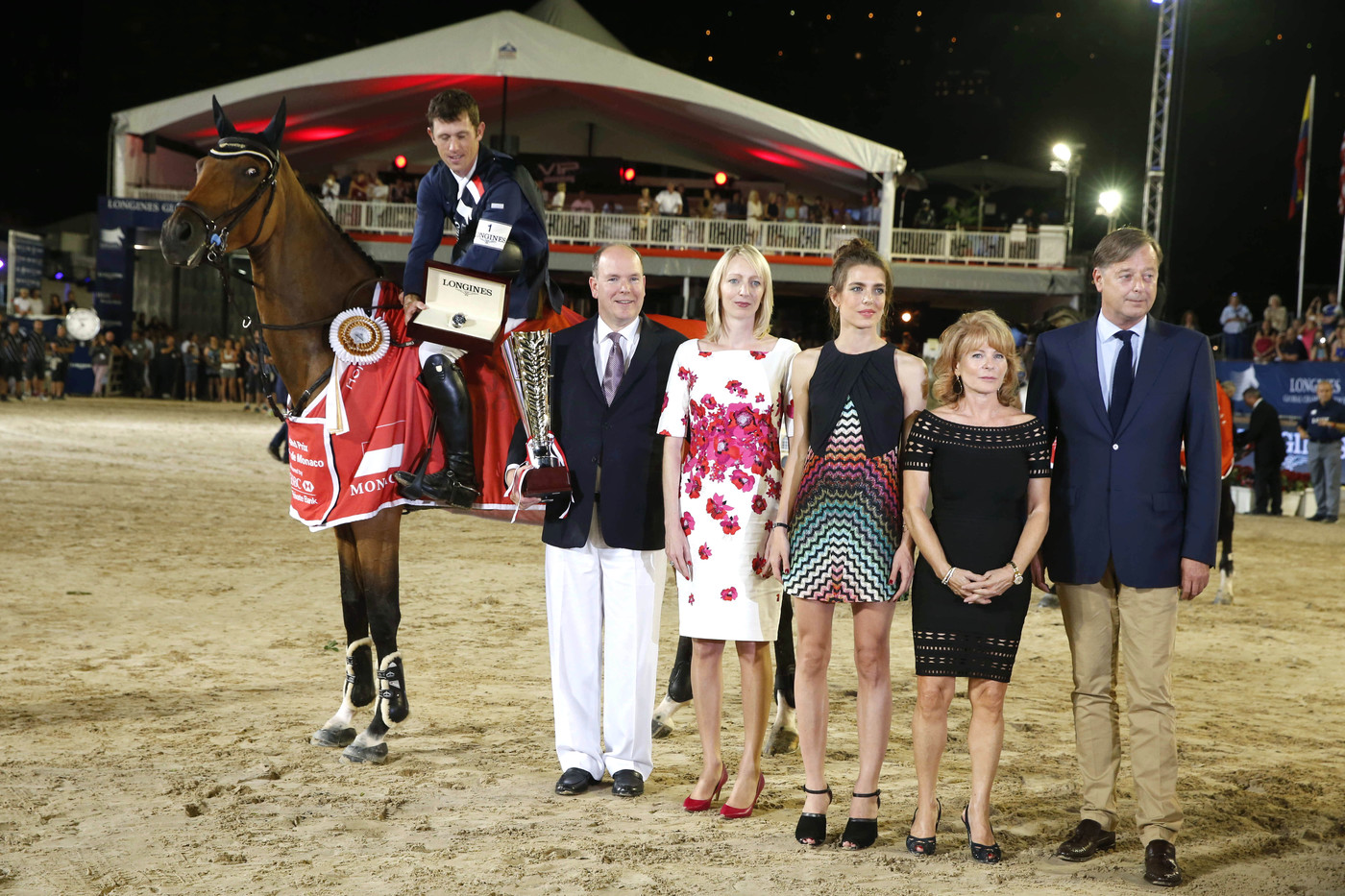 Longines Show Jumping Event: Amazing performances at the Longines Global Champions Tour of Monaco 3
