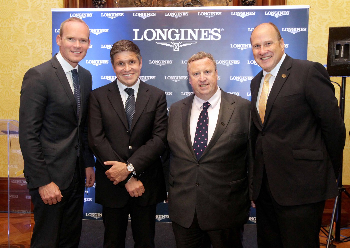Longines Flat Racing Event: Launch of the Longines Irish Champions Weekend 2