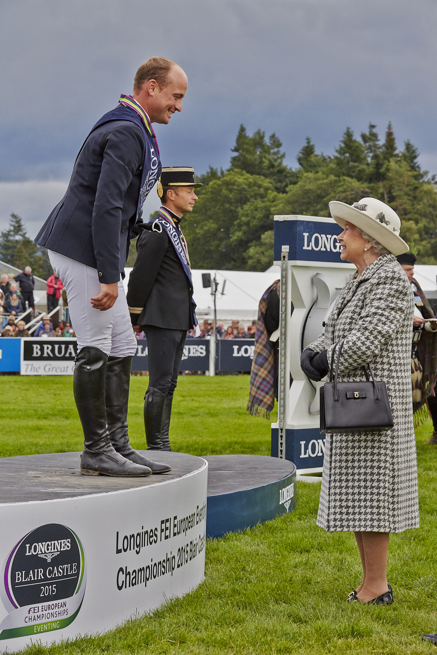 Longines Eventing Event: the Longines FEI European Eventing Championship 2015 (Blair Castle) 1