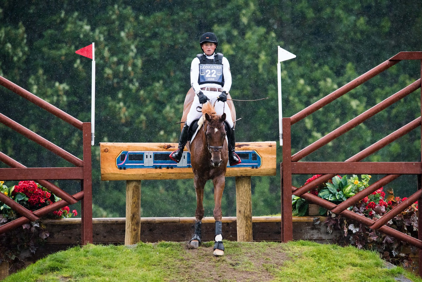 Longines Eventing Event: the Longines FEI European Eventing Championship 2015 (Blair Castle) 3