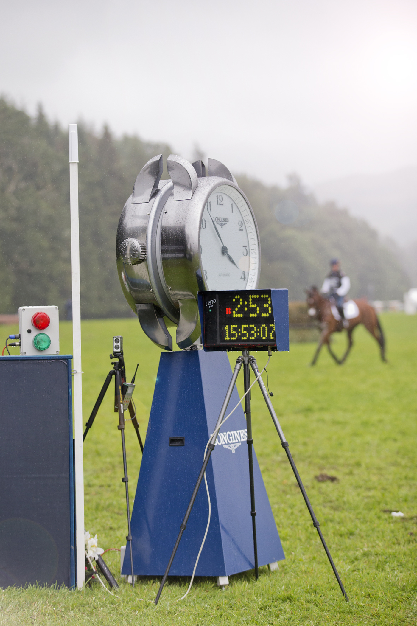 Longines Eventing Event: the Longines FEI European Eventing Championship 2015 (Blair Castle) 6