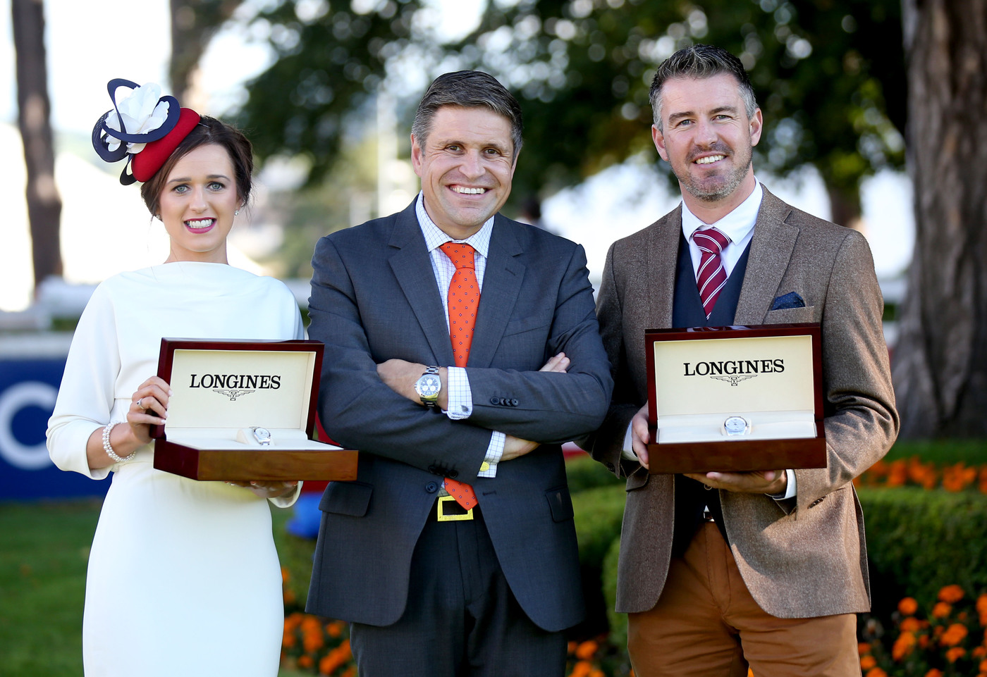 Longines Flat Racing Event: The Longines Irish Champions Weekend  1