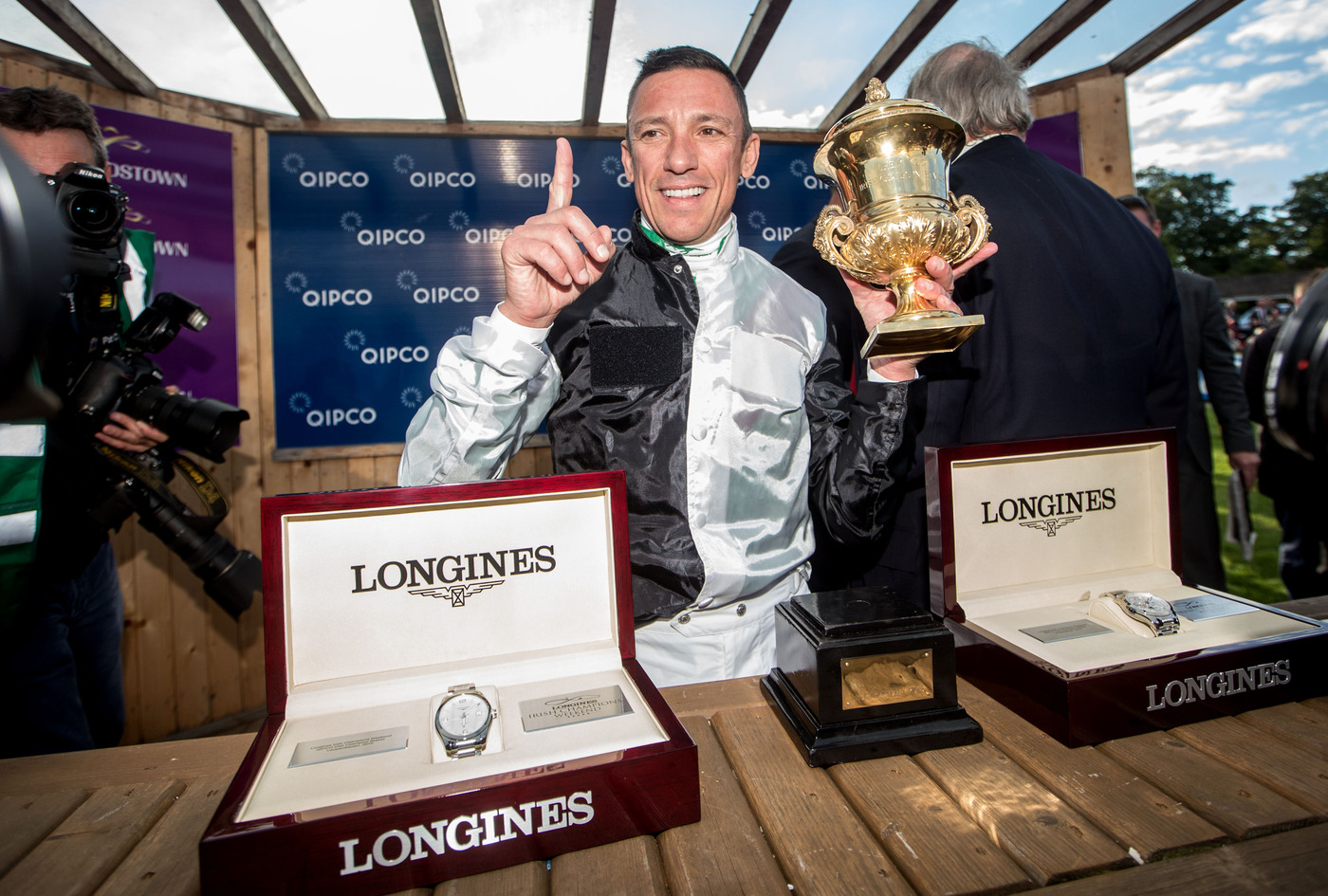 Longines Flat Racing Event: The Longines Irish Champions Weekend  3