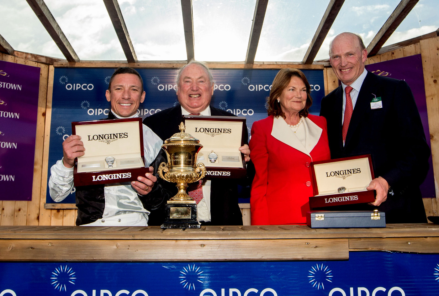 Longines Flat Racing Event: The Longines Irish Champions Weekend  6