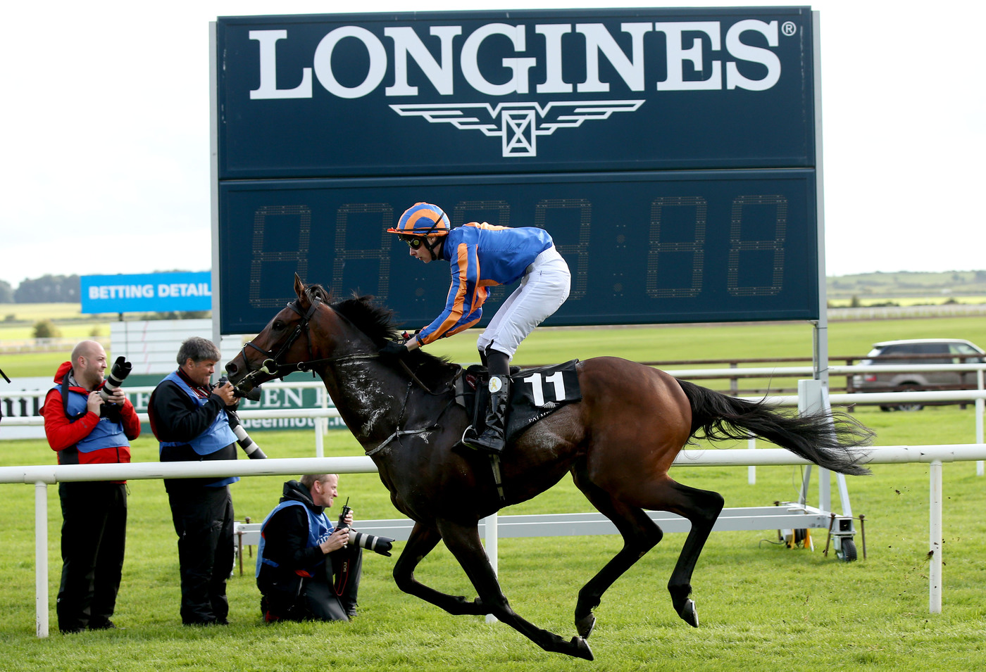 Longines Flat Racing Event: The Longines Irish Champions Weekend  8
