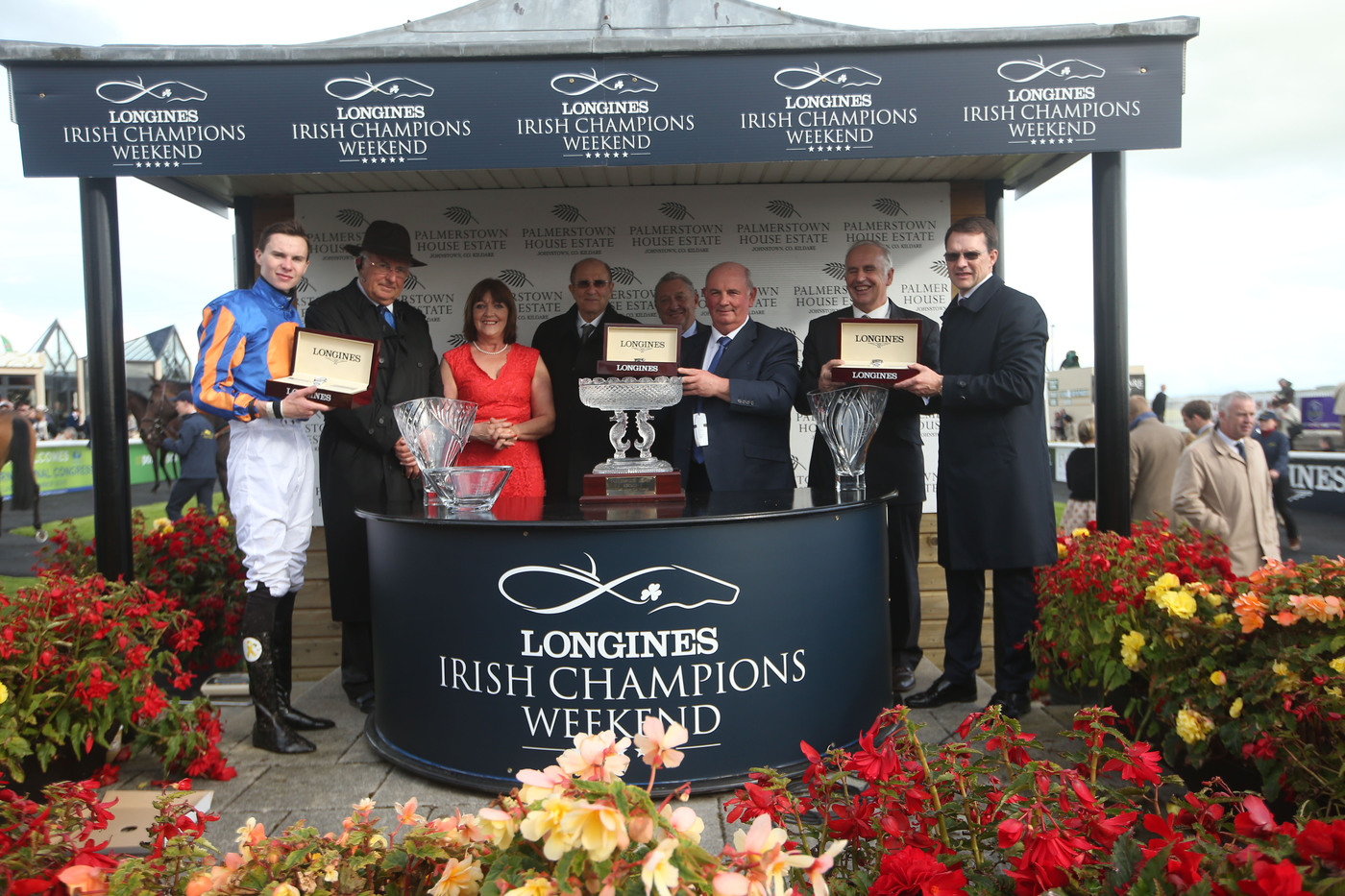 Longines Flat Racing Event: The Longines Irish Champions Weekend  10