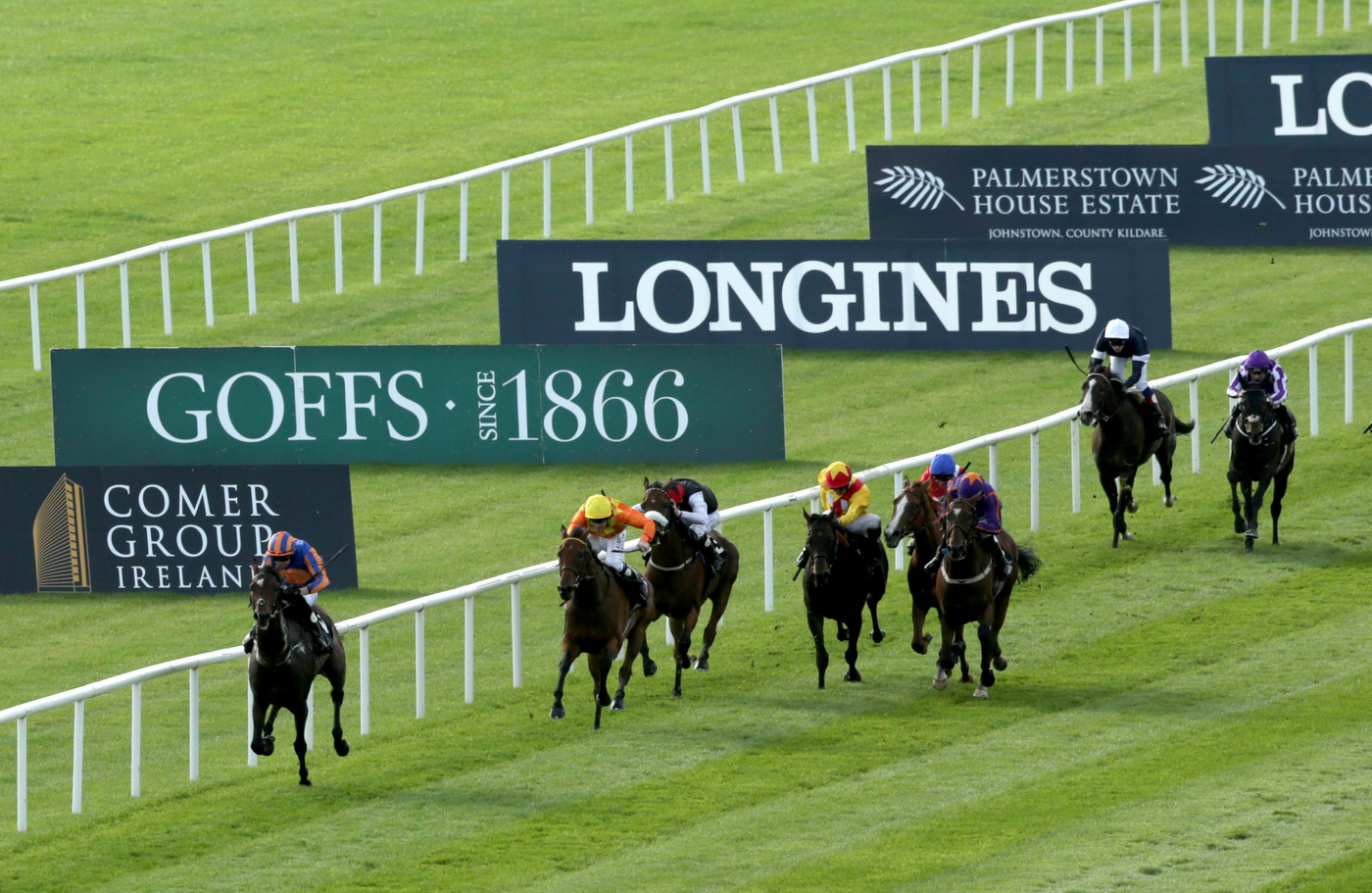 Longines Flat Racing Event: The Longines Irish Champions Weekend  13