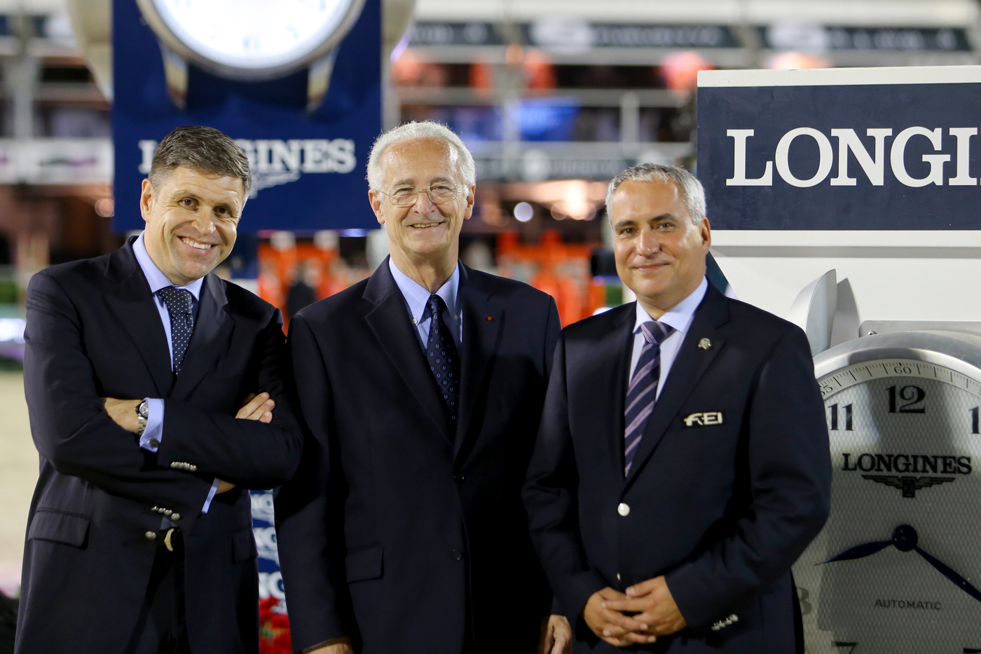Longines Show Jumping Event: Longines timed the victory of Team Belgium at the Furusiyya FEI Nations CupTM Jumping final  2