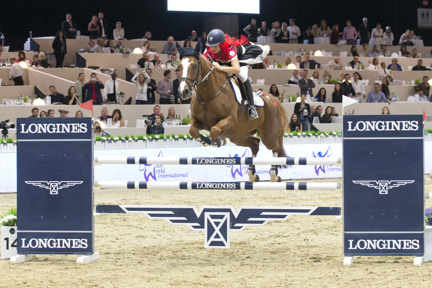 Longines Show Jumping Event: The Longines Masters of Los Angeles – four unforgettable days of top-level equestrian sport 5
