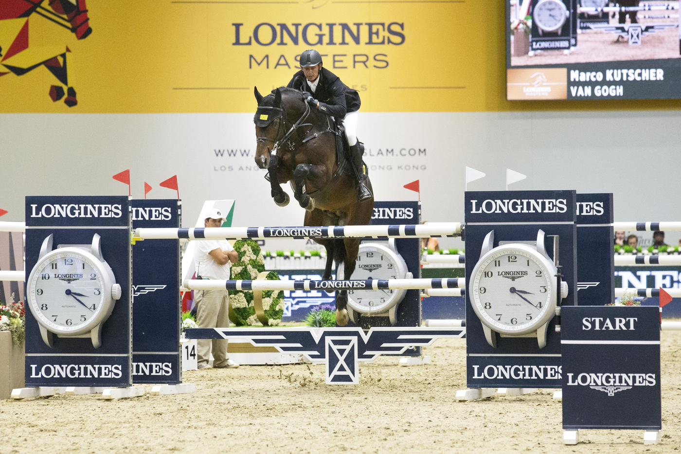 Longines Show Jumping Event: The Longines Masters of Los Angeles – four unforgettable days of top-level equestrian sport 6