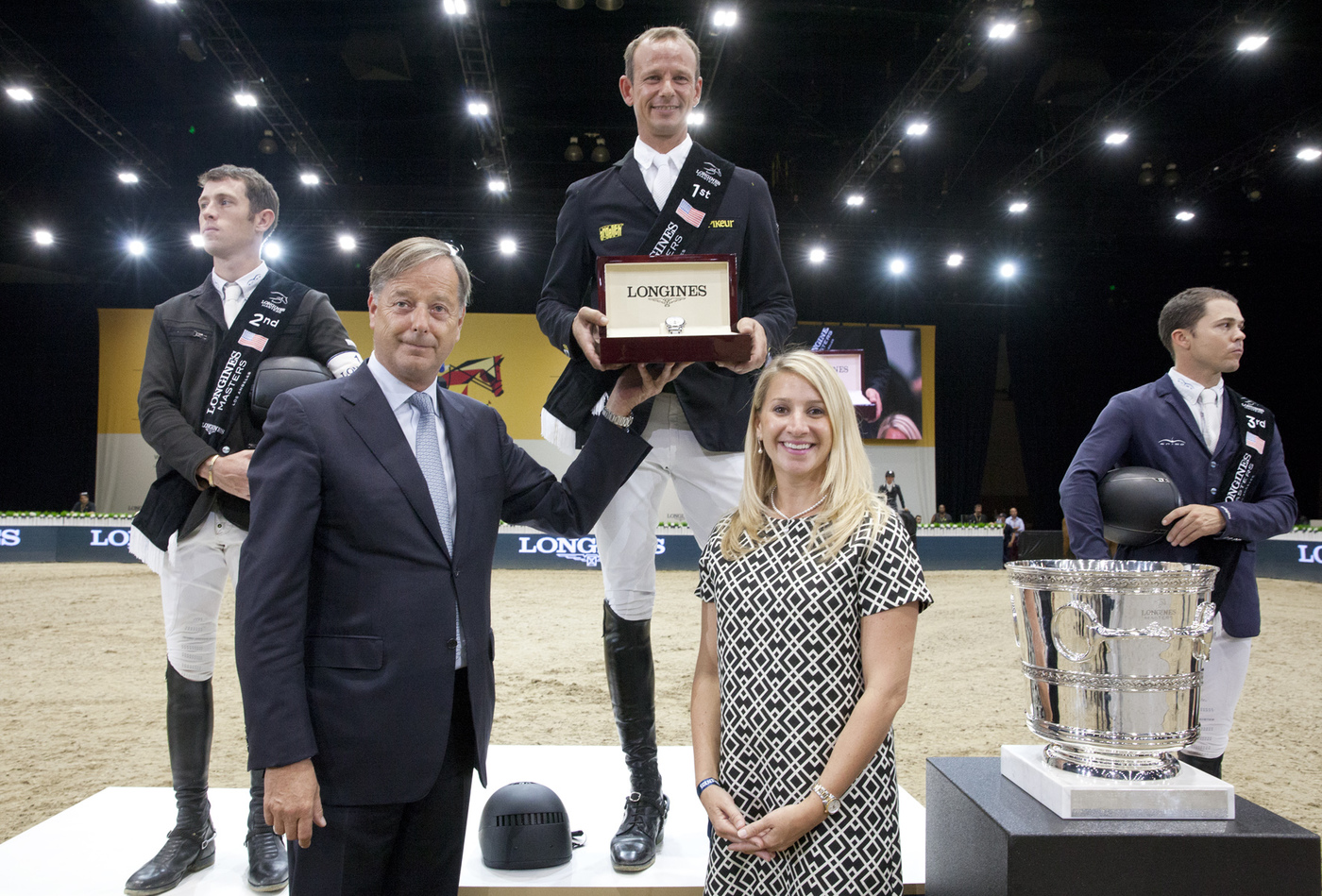 Longines Show Jumping Event: The Longines Masters of Los Angeles – four unforgettable days of top-level equestrian sport 7