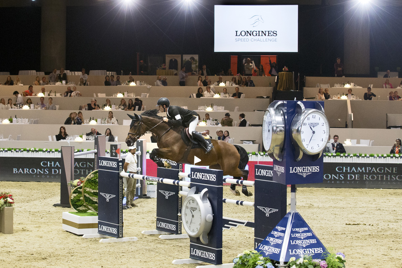 Longines Show Jumping Event: The Longines Masters of Los Angeles – four unforgettable days of top-level equestrian sport 11