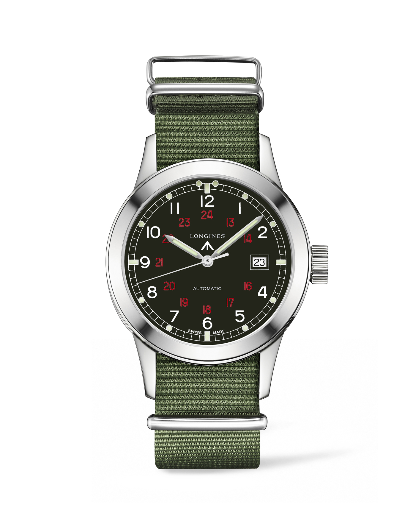 Longines The Longines Heritage Military COSD  Watch 3