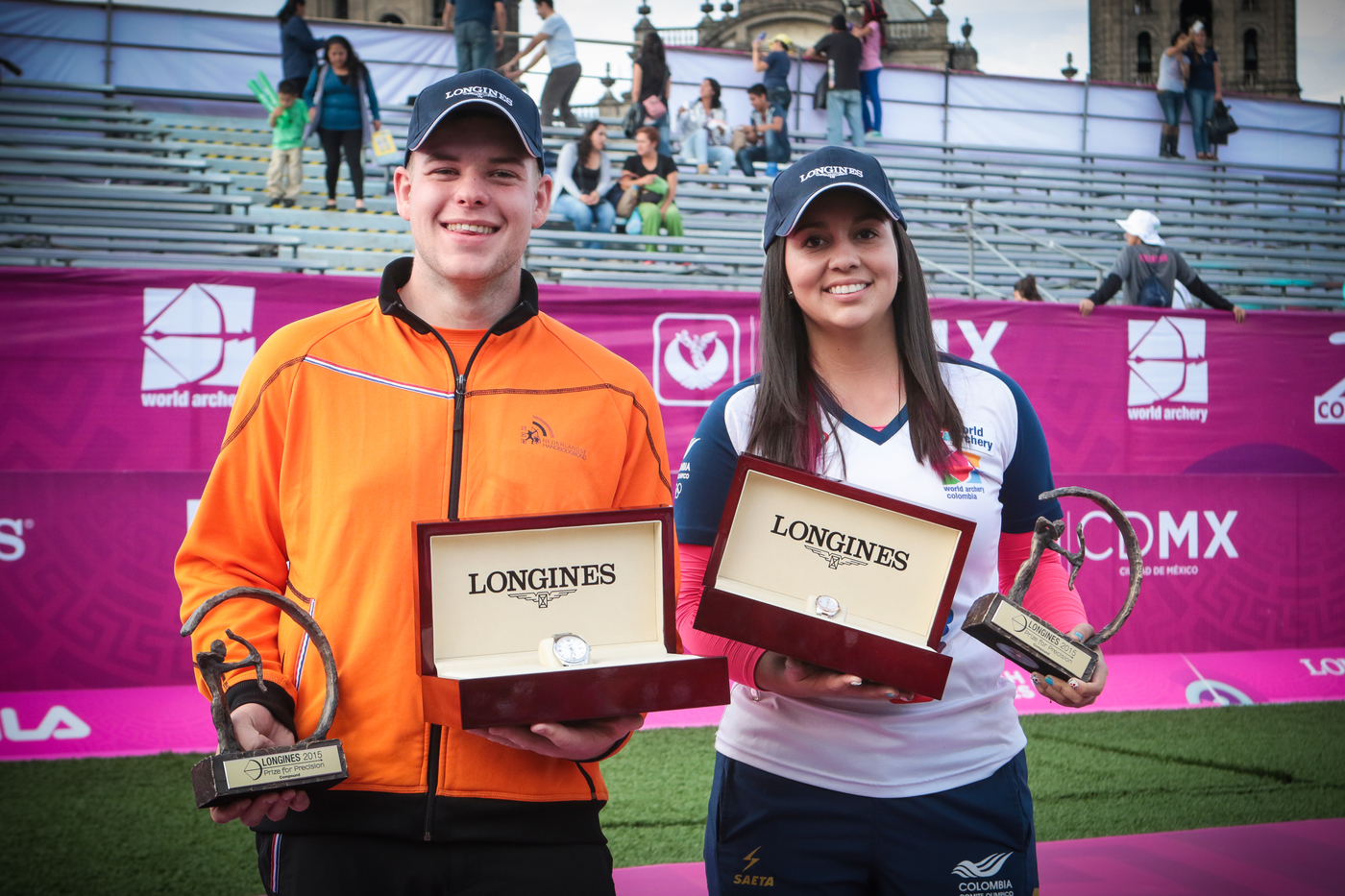 Longines Archery Event: The Longines Prize for Precision: the recognition of excellence  4