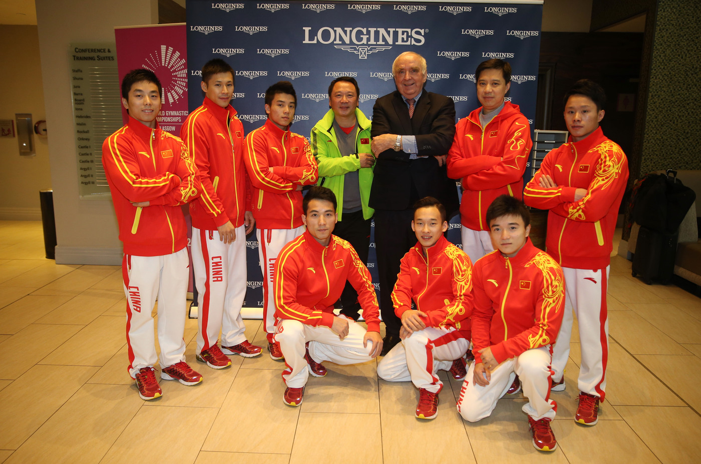Longines Gymnastics Event: Elegance and performance to be celebrated at the 46th Artistic Gymnastics World Championships 3