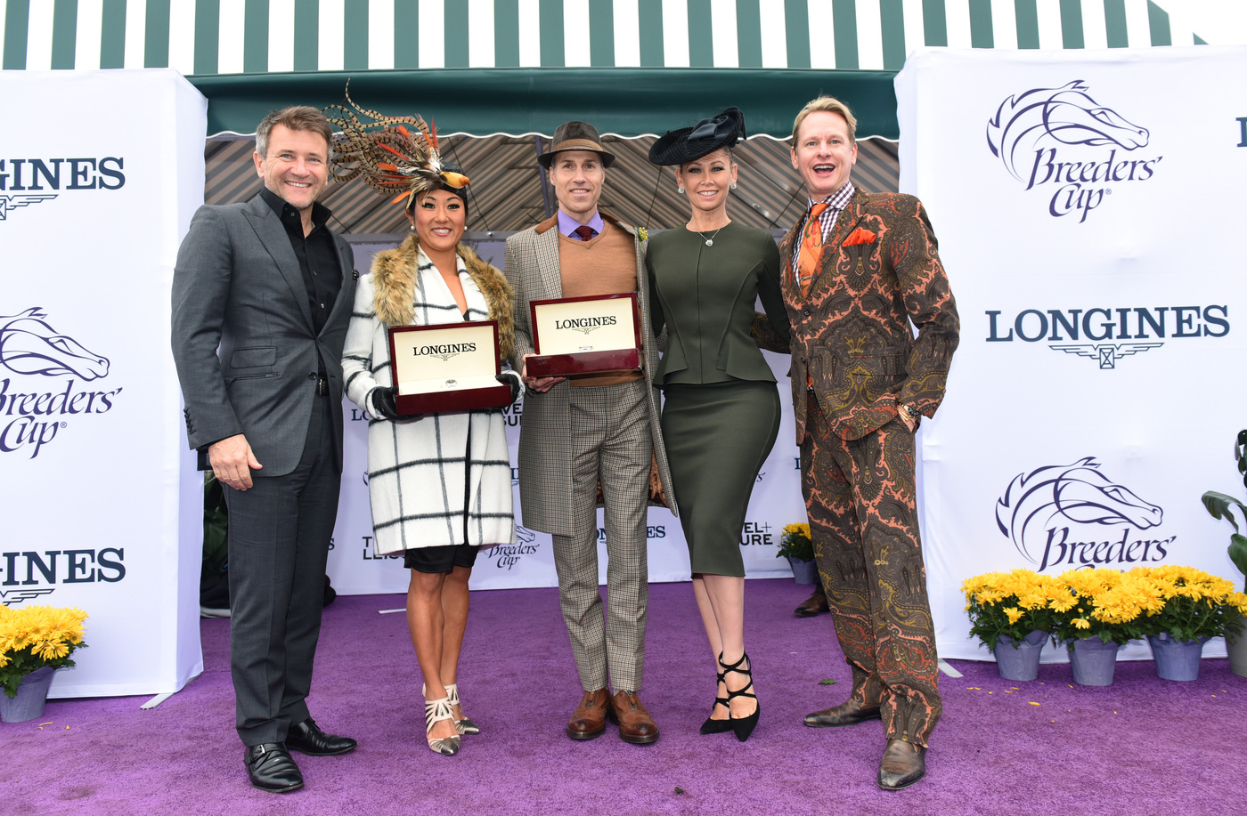 Longines Flat Racing Event: Longines times American Pharoah's historic victory in Breeders' Cup Classic 5