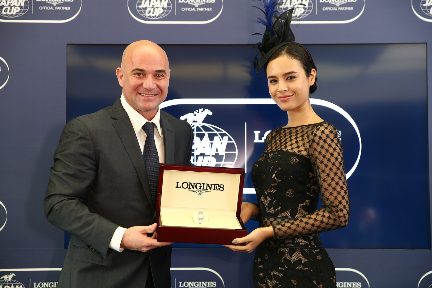 Longines Flat Racing Event: 2015 Japan Cup in association with Longines won by Shonan Pandora 6