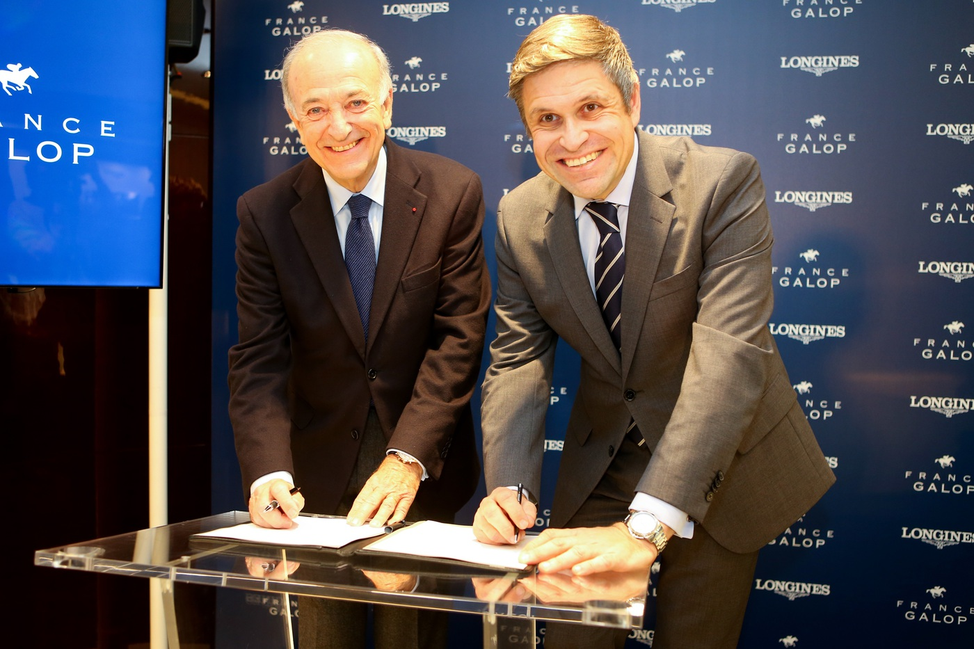 Longines Flat Racing Event: Longines Announces the Renewal of its Partnership with France Galop 4