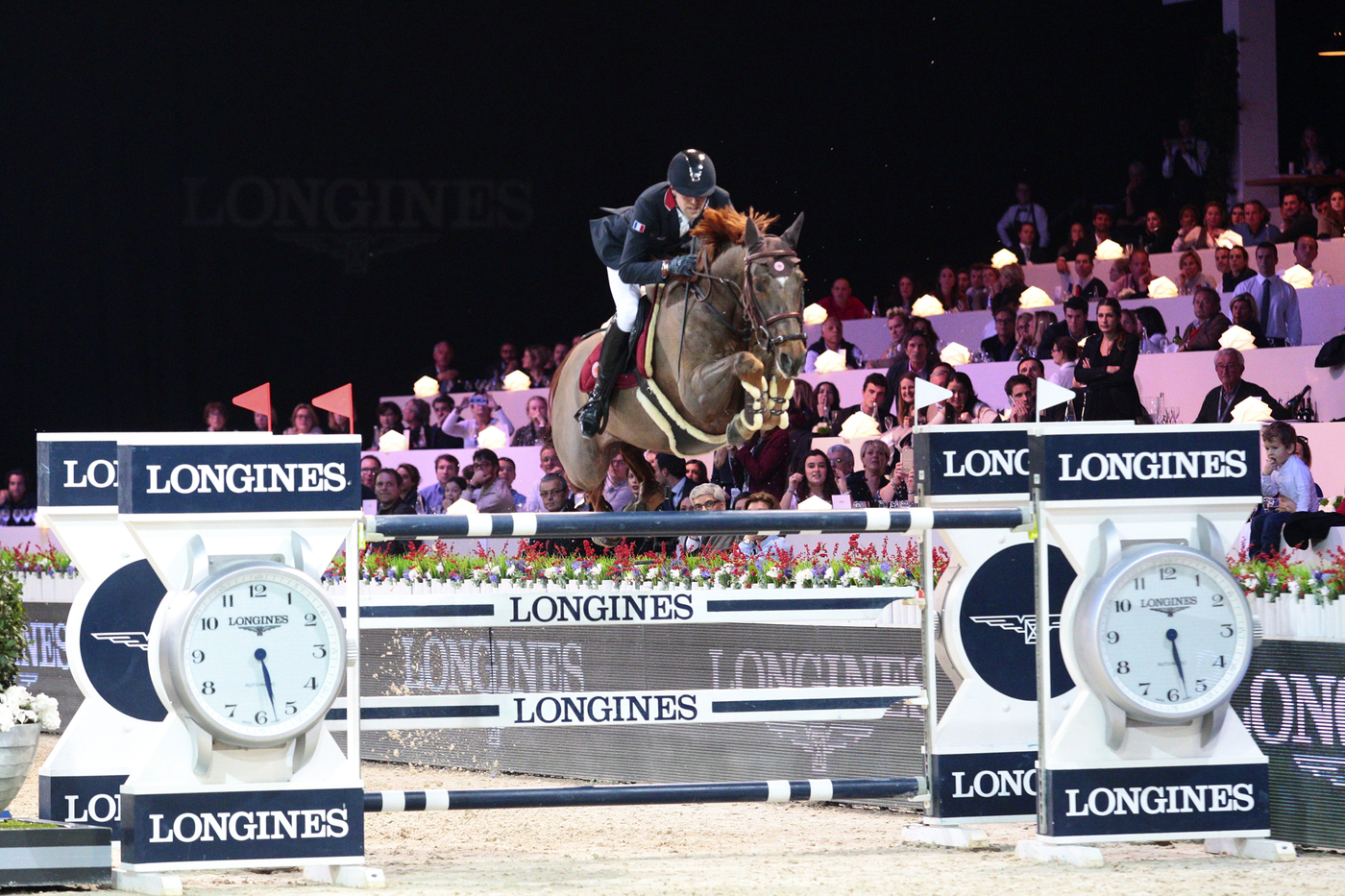Longines Show Jumping Event: The Longines Masters of Paris: four days of high level show jumping competition in a glamorous atmosphere 3