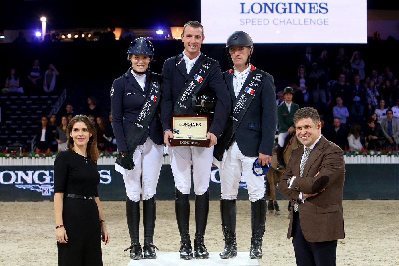 Longines Show Jumping Event: The Longines Masters of Paris: four days of high level show jumping competition in a glamorous atmosphere 6
