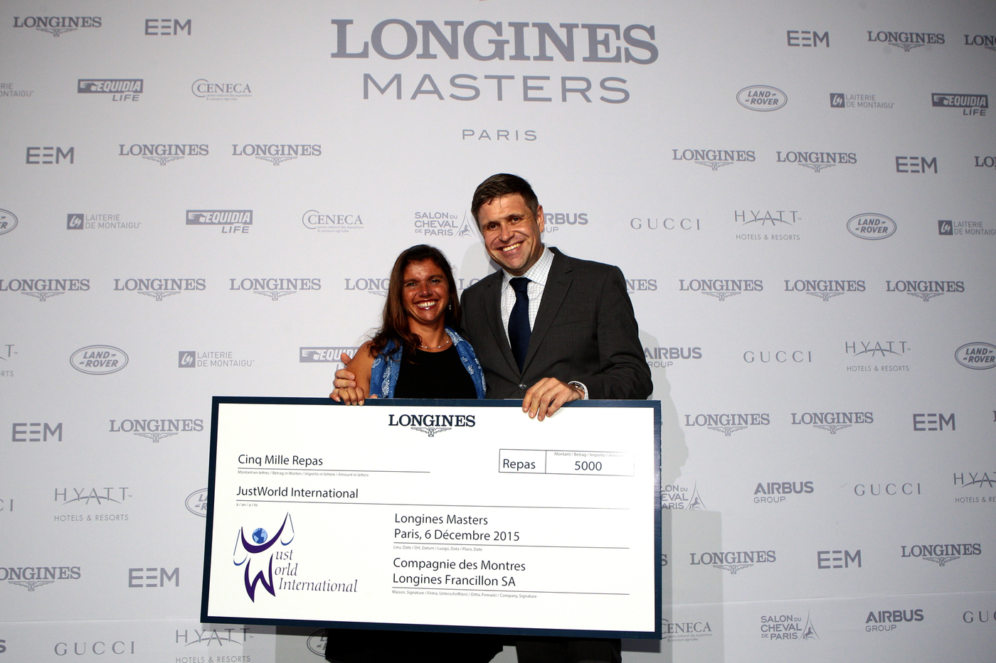 Longines Show Jumping Event: The Longines Masters of Paris: four days of high level show jumping competition in a glamorous atmosphere 9
