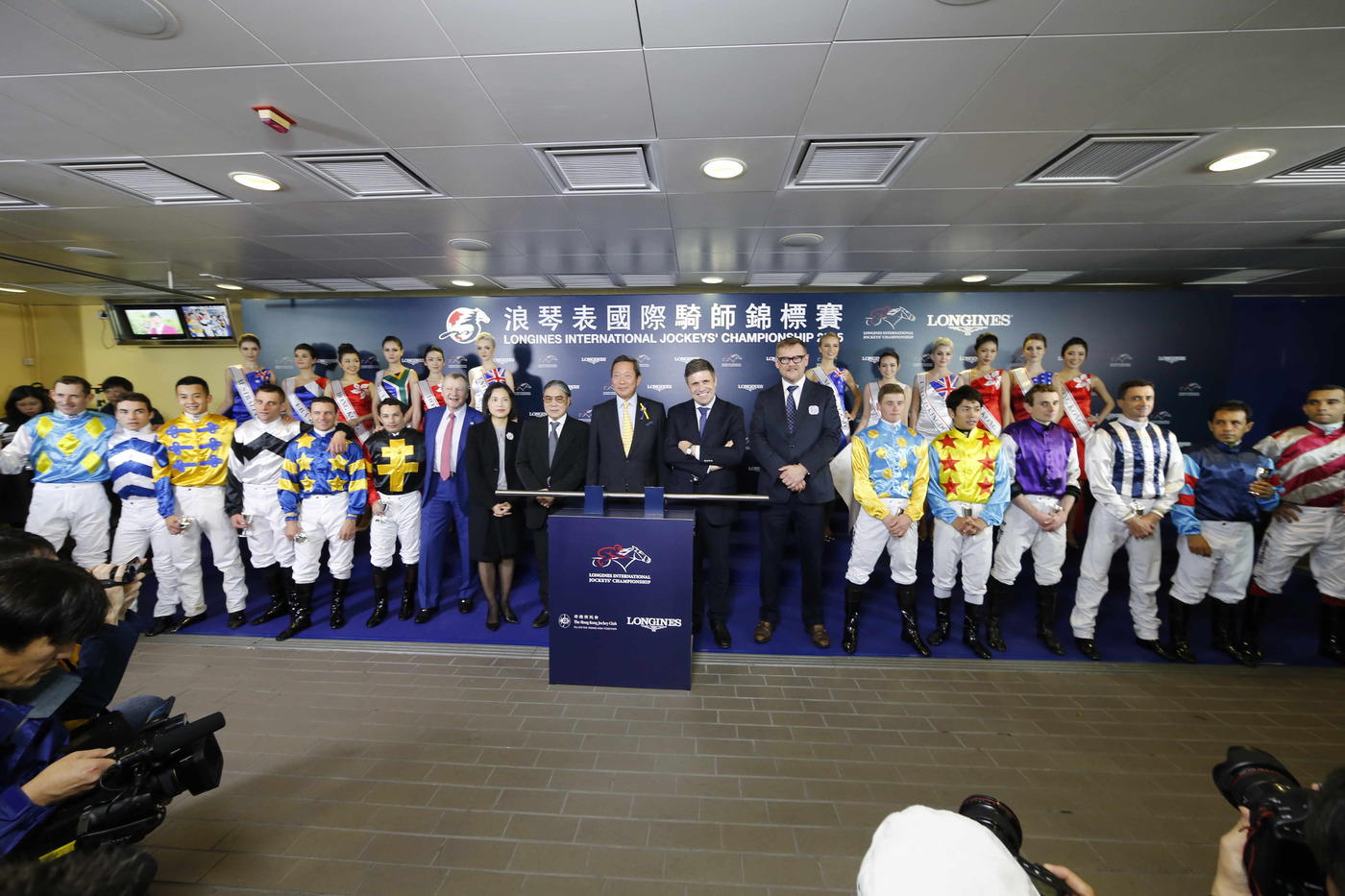Longines Flat Racing Event: The Longines International Jockeys' Championship 2015: The battle of the world's best jockeys 4