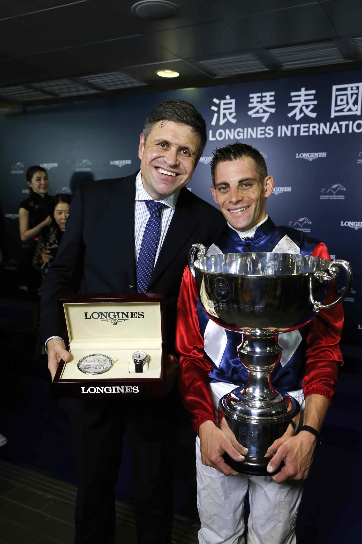 Longines Flat Racing Event: The Longines International Jockeys' Championship 2015: The battle of the world's best jockeys 8